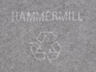 Hammermill (recycled)