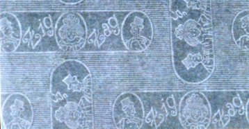 early119thdentury writing paper watermarks The exclusiveness of producing cylinder mould watermarks has provided  protection against counterfeiting for hundreds of years the attractive designs that .